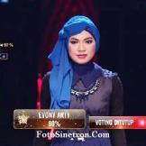 Indah Nevertari - Nirmala - Rising Star Indonesia Lucky 7