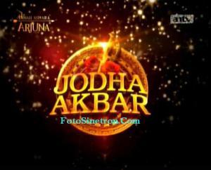 Logo Jodha Akbar ANTV