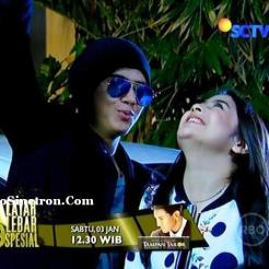 Aliando dan Prilly GGS Episode 257