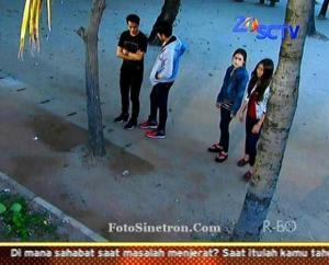 Aliando dan Ricky Harun GGS Episode 230-1