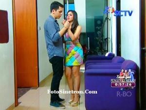 Jessica Mila dan Kevin Julio GGS Episode 229-1