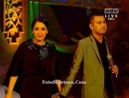 Kamulah Takdirku - Raffi Ahmad Feat Nagita Slavina