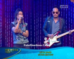 Lirik Lagu - Istana Bintang - Setia Band