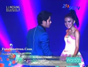 Lirik Lagu Kau Terindah - Aliando Feat Prilly