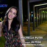 Michella Putri Pemain Jakarta Love Story
