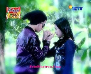 Aliando dan Prilly GGS Episode 261-2