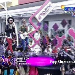 Lirik Lagu - Cari Kamu - Lights On