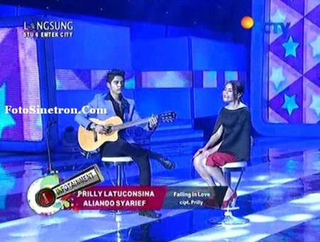 Prilly Latuconsina - Falling in Love