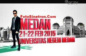 Audisi GGS Medan 21-22 Februari 2015