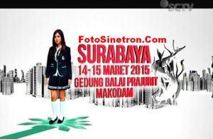 Audisi GGS Surabaya 14-15 Maret 2015