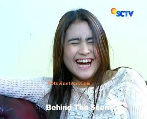 Behind the Scene GGS Prilly Tertawa