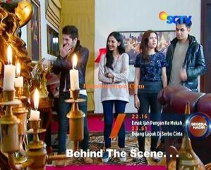 Behind the Scene Pemain GGS