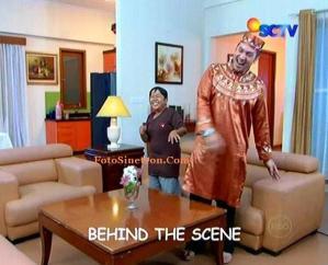 Behind The Scene Samson & Dahlia 1