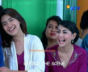 Behind The Scene Samson & Dahlia 2