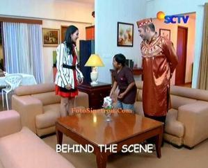 Behind The Scene Samson & Dahlia