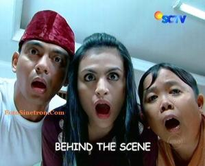 Behind The Scene Samson dan Dahlia 1