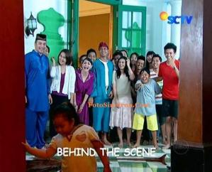 Behind The Scene Samson dan Dahlia 2