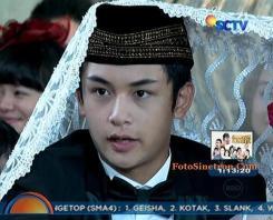 Foto Pernikahan Fahri Rain Episode 4