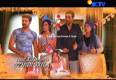 Cuplikan  Foto dan Nama Pemain ELIF Sinetron Serial Turki di SCTV