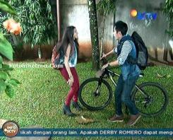 Randy Martin dan Cassie Elovii Rain The Series Episode 7