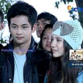 Romantis Randy Martin dan Cassie Elovii Rain The Series Episode 10