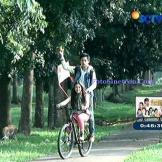 Romantis Randy Martin dan Cassie Elovii Rain The Series Episode 6