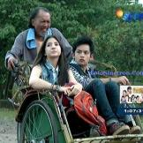 Romantis Randy Martin dan Cassie Elovii Rain The Series Episode 7