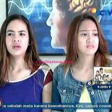 Salsha Elovii dan Steffi Elovii Rain The Series Episode 9