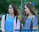 Steffi Elovii dan Salsha Elovii Rain The Series Episode 13