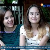 Steffi Elovii dan Salsha Elovii Rain The Series Episode 6