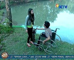 Cassie Elovii dan Randy Martin Rain The Series Episode 25-1