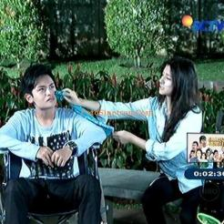 Cassie Elovii dan Randy Martin Rain The Series Episode 25-7