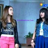 Salsha Elovii dan Steffi Elvovii Rain The Series Episode 27