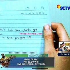 Surat Palsu dari Viona Rain The Series Episode 21