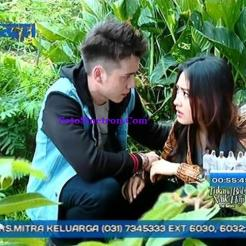 Foto Mesra Stefan William dan Natasha Wilona Anak Jalanan Episode 17
