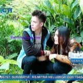 Foto Romantis Stefan William dan Natasha Wilona Anak Jalanan Episode 17