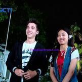 Foto Mesra Stefan William dan Natasha Wilona Anak Jalanan Episode 70