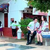Foto Mesra Stefan William dan Natasha Wilona Anak Jalanan Episode 73