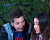 Foto Mesra Stefan William dan Natasha Wilona Anak Jalanan Episode 75