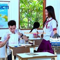 Foto Mesra Stefan William dan Natasha Wilona Anak Jalanan Episode 103