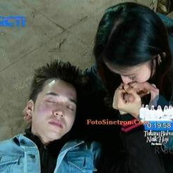 Foto Mesra Stefan William dan Natasha Wilona Anak Jalanan Episode 113