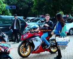Foto Reva dan Alex Anak Jalanan Episode 92