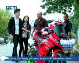 Foto Stefan William dan Natasha Wilona Anak Jalanan Episode 102