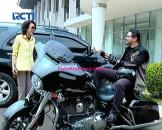 Foto Umar Lubis dan Yulita Palar