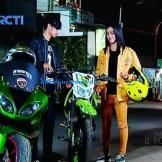 Immanuel Caesar Hito dan Sabrina Sameh Anak Jalanan Episode 91
