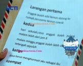 Peraturan di Rumah Adriana Anak Jalanan Episode 86