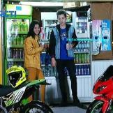 Stefan William dan Sabrina Sameh Anak Jalanan Episode 91