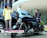Umar Lubis dan Yulita Palar