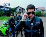 Alex Ketua Geng Motor Black Cobra