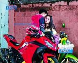 Foto Mesra Melly dan Iyan Anak Jalanan Episode 141